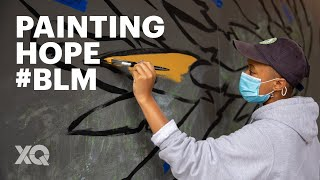 #BlackLivesMatter Murals: Students and Community Come Together to Inspire Oakland