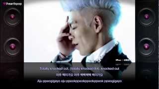 [♥iheartkpop] GD&TOP - Knockout [Han/Eng/Rom] [HD]