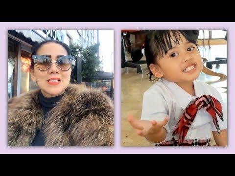 VANIA ATHABINA - Mama ke Turki, Vania di Rumah Niang Dulu ya
