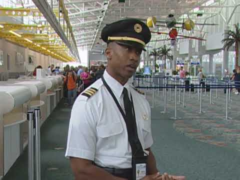 Spirit, Safety & Pride - Gulfstream International Airlines -Florida-Bahamas-Cleveland