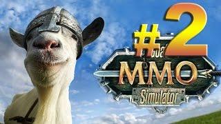 Goat MMO Simulator - La Leyenda de la Cabra Cabreadora - En español - Parte 2