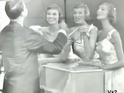The FOUR McGuire Sisters:  Dorothy, Chris, Phyllis and Dick: how to have a hit record