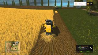 Farming Simulator 15 XBOX One Season 1 Episode 1: Let's Go