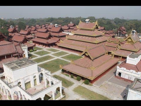 Mandalay Palace (Slideshow) / မန္တလေး နန်းတော်