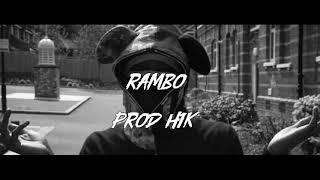 """(Zone 2) LR x SmuggzyAce Type UK Drill Beat - """"Rambo"""" (Prod. H1K)"""