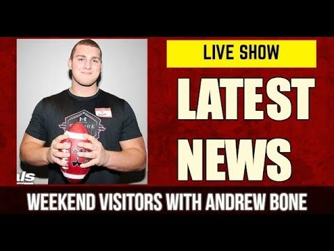 Talk of Champions: Alabama Weekend Visitors with Andrew Bone