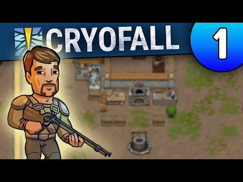 Возвращение в CryoFall - RU PVP Server Андрея Грини