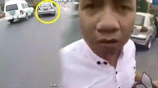 Terungkap Pria yang Halangi Jalan Ambulans bukan TNI, dan Kini Jadi Incaran Kodam Bukit Barisan