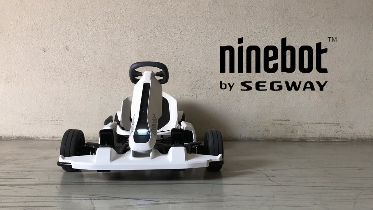 Ninebot Gokart kit [Can only be used with Ninebot mini PRO]