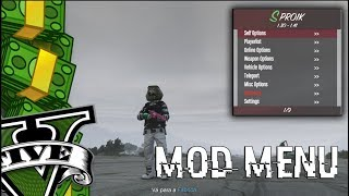 GTA 5 Online PC 1.41 - SPRO1K 1.31 Mod Menu - Free Recovery Undetected +Download