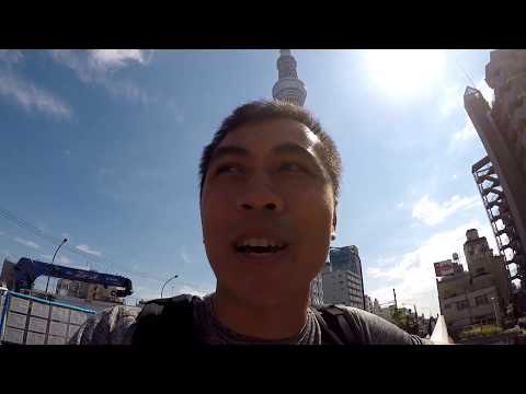 Tokyo Skytree and Solamachi   Tokyo, Japan   Digital Nomad Vlog 78
