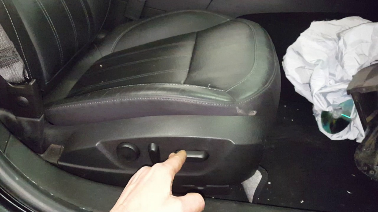 Db0148 2017 Buick Regal Cxl Penger Right Front Seat