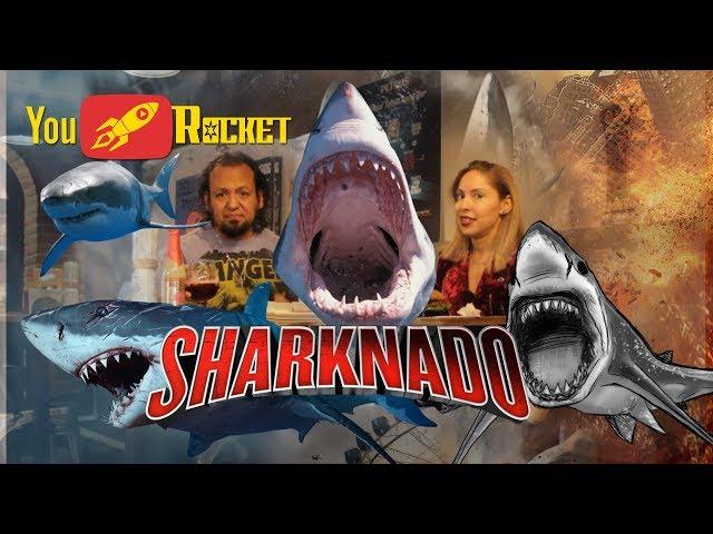 ¡SHARKNADO!  Revisión de la saga (Especial + Entrevistas) de nuevo