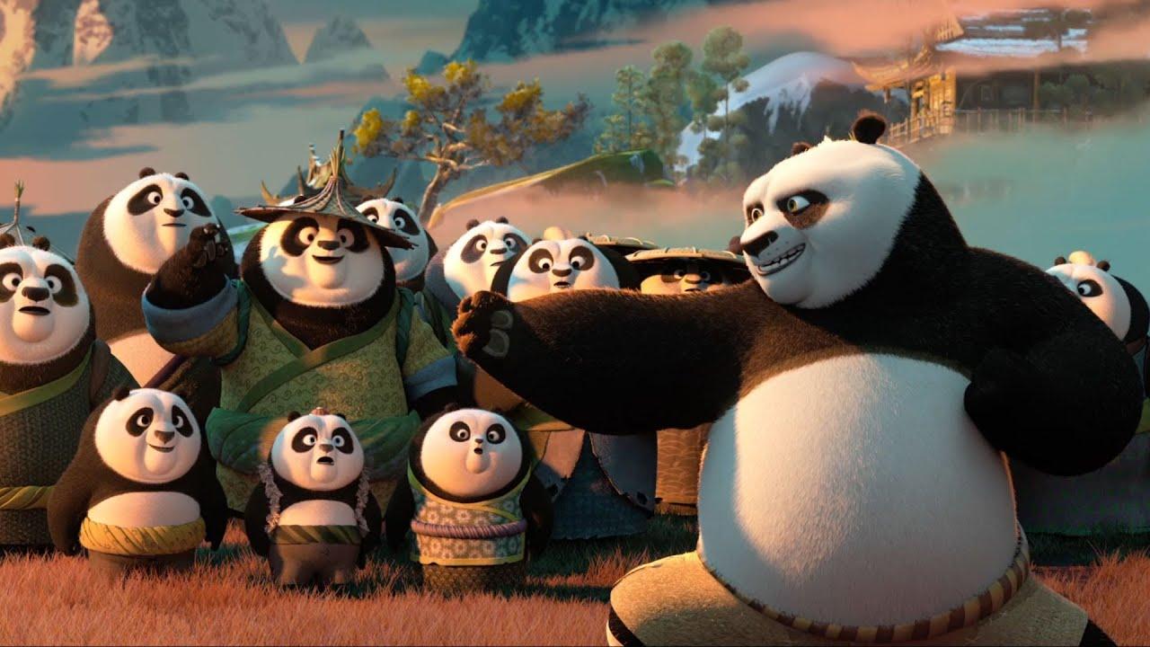 O Panda Do Kung Fu 3 Trailer Oficial 2 Hd 20th Century Fox Portugal Youtube