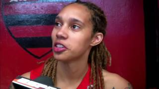 Britney Griner claims she can beat Demarcus Cousins One on One   USA Basketball   Rio Olympics 2016