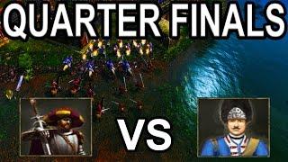 🌟INSANE QUARTER FINALS: LordRaphael vs Goongoon [Bo7] W/ WickedCossack & Interjection!