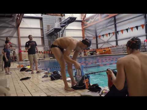 Princeton Profiles: Alex Lewis, Using Athletics To Excel In Academics