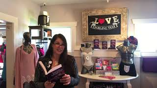 Beth Reads Ch. 2 of her Book Love and Laughter: Sexy (Meaningful) Fun For Everyone