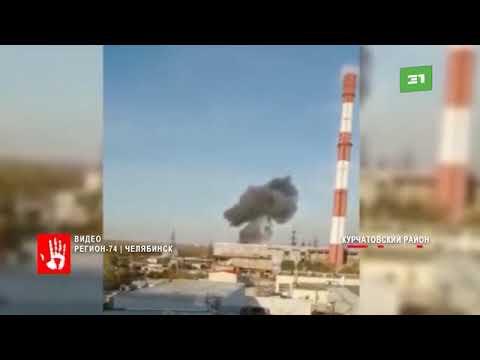 ЧП на подстанции на северо западе Челябинска