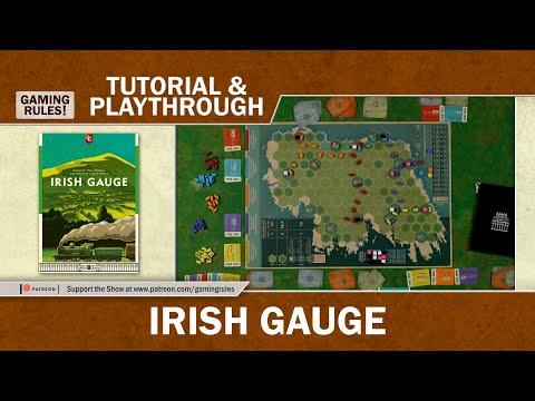 Irish Gauge - Live tutorial and playthrough thumbnail