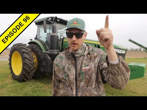 John Deere Tractor And Farm Equipment Tour!