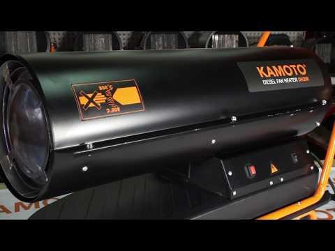 Дизельный тепловентилятор KAMOTO ®  DH30R