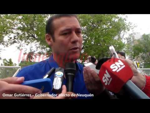 Gutiérrez: Estamos acostumbrados a trabajar con presidentes de otros partidos