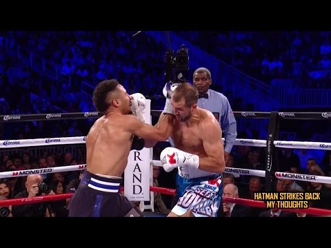 ANDRE WARD VS SERGEY KOVALEV - LIGHT HEAVYWEIGHT TITLE - POST FIGHT DISCUSSION (NO FIGHT FOOTAGE)