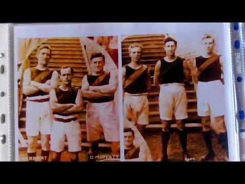 1920 1921 Richmond VFL Premiers semi final film 1921 Grand Final pics