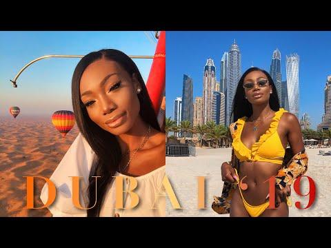 VLOG | FAMILY TRIP TO DUBAI 2019!