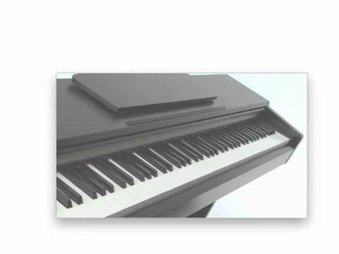 demostraci n del piano digital yamaha arius ydp 161 youtube. Black Bedroom Furniture Sets. Home Design Ideas