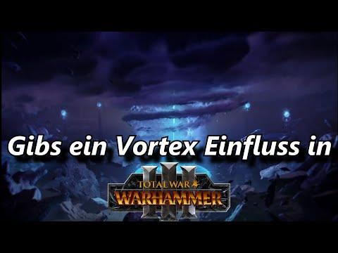 Wird der Mahlstrom Einfluss haben in Total War Warhammer 3? |