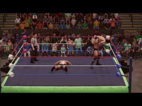 WWE 2K18 Exhibition: Bobby Roode vs Jason Jordan vs Noam Dar