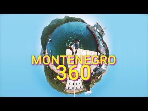 Montenegro 2017 | Черногория 360 | Crna gora VR