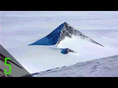 5 Mysterious Anomalies Hidden Under the Ice
