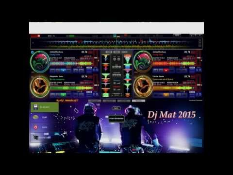 Bang Jono Breakbeat Mixtape House Mix 2015   Dj Mat feat Zaskia Gotik