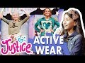 Justice Fashion Show 💗 Active Wear - Holiday 2018 - Hosted by Jessalyn Grace
