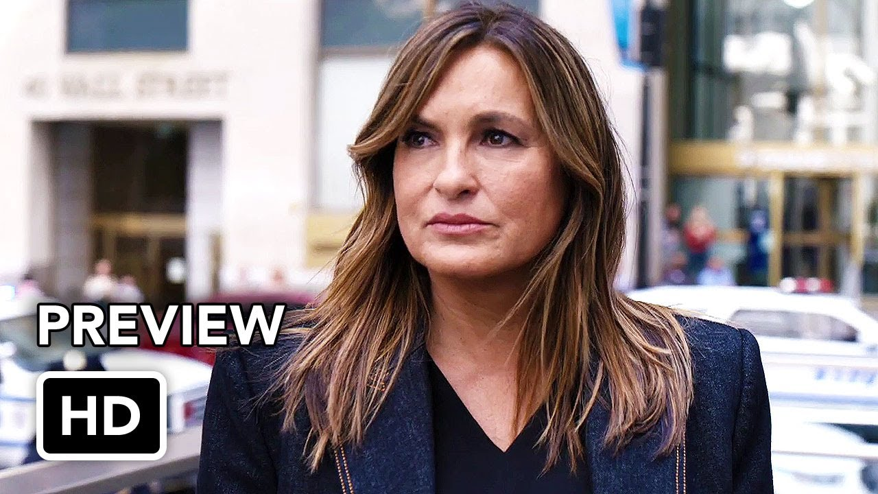 Download Law & Order Thursdays First Look Preview (HD) SVU, Organized Crime
