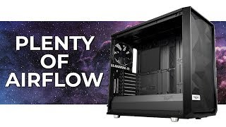 If Airflow Is Your Thing   Fractal Design Meshify S2 PC Case