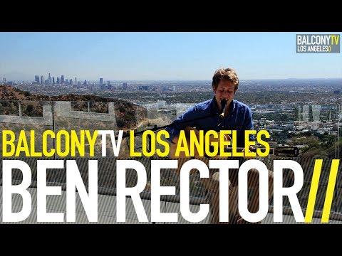 BEN RECTOR - SAILBOAT (BalconyTV)