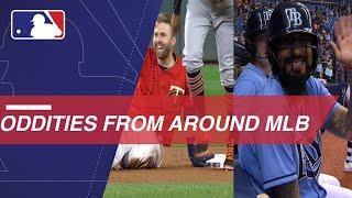 MLB Oddities of the Week thumbnail