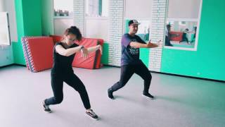 MiyaGi & Эндшпиль–Рапапам.Hip- Hop Choreography by Таня Ильченко.All Stars Workshop 09.2016