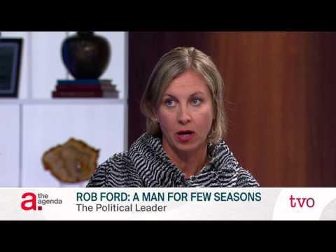Rob Ford: A Man For a Few Seasons