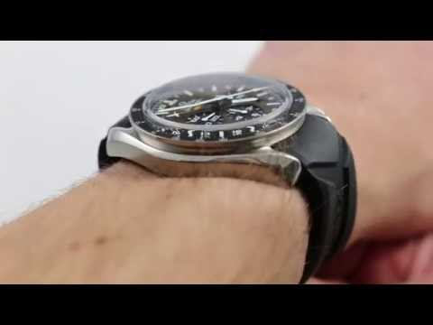 Omega Speedmaster HB-SIA Co-Axial GMT Luxury Watch Review