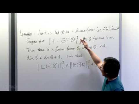 Arithmetic Applications of Pseudorandomness II