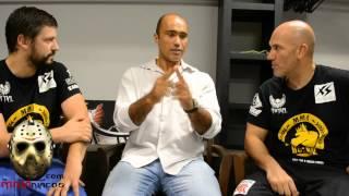 Entrevista com Francisco Filho para o Programa TAKEDOWN feita por F...