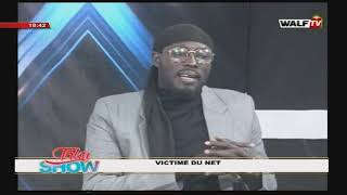 Victime du net( Taku Show du 16-01-2020))