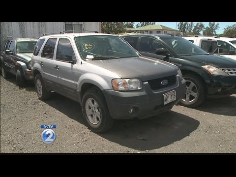 With hundreds of vehicles up for auction, city sells just a fraction