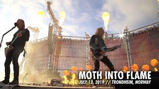 Gambar cover Metallica: Moth Into Flame (Trondheim, Norway - July 13, 2019)