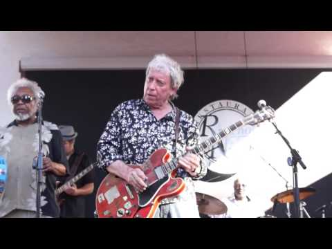 Elvin Bishop , Fooled around and fell in love ...